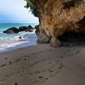 притча про следы на песке