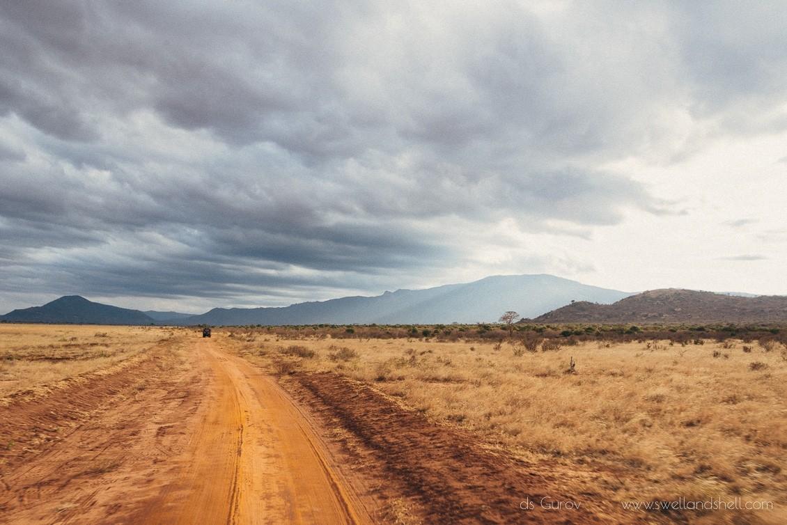 национальный парк цаво