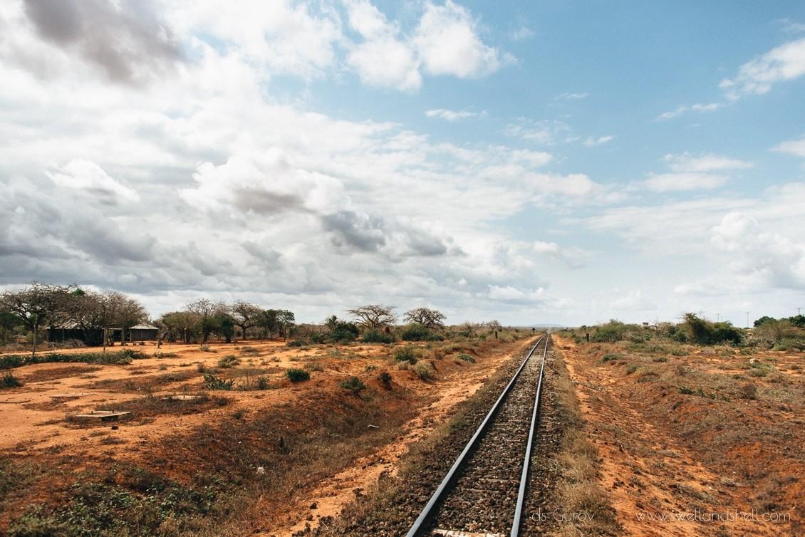 Угандийская железная дорога