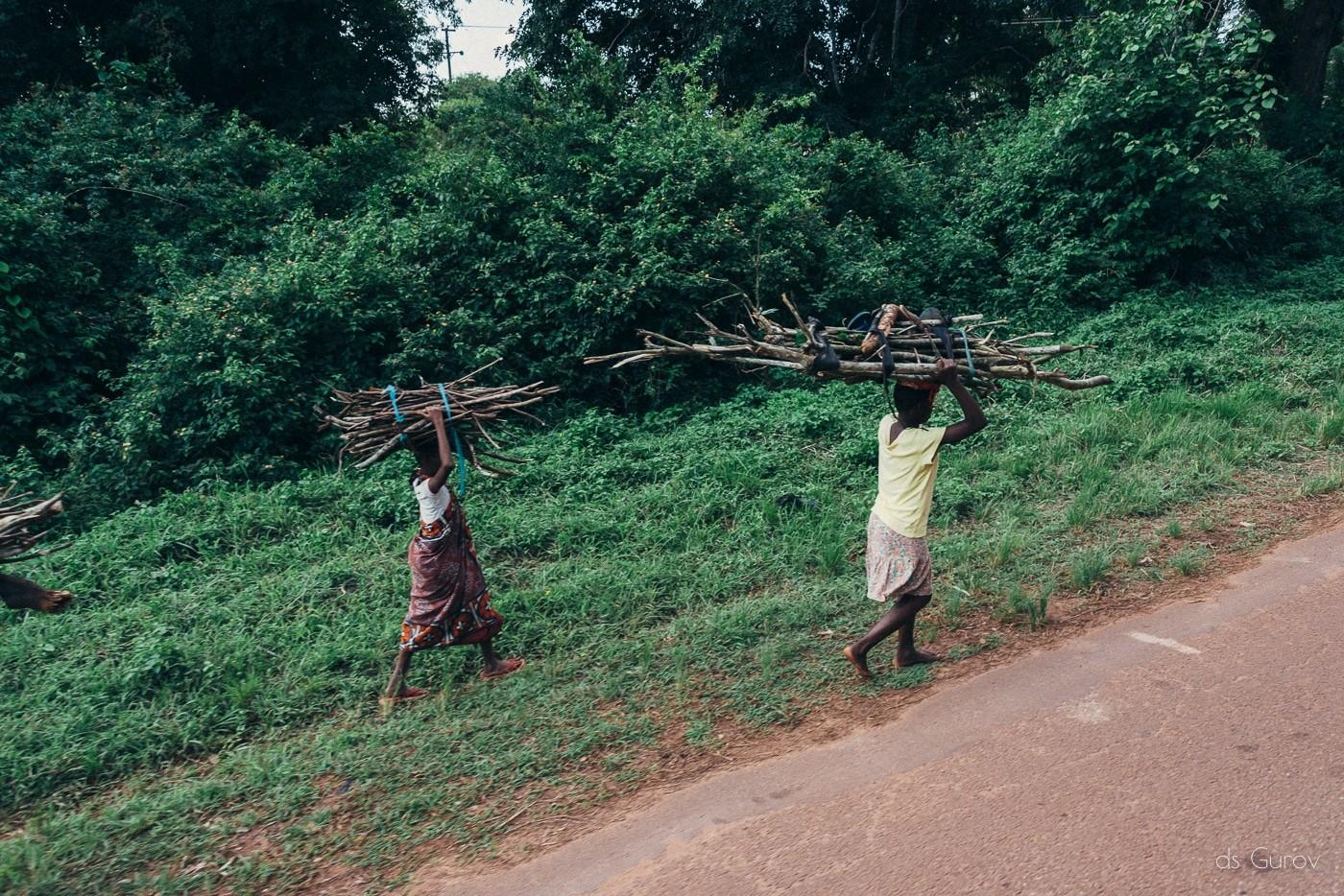 девушки кении