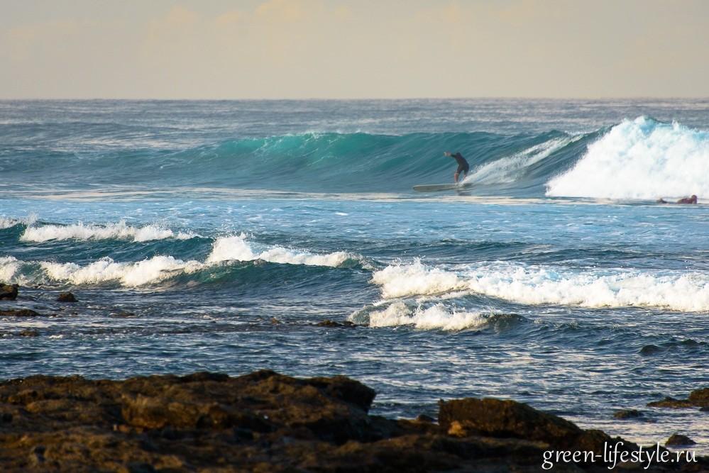 Тенерифские хроники: серфинг в Лас Америкас(е)
