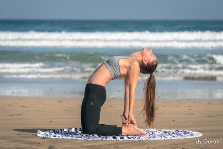 Top 5 йога асан для хорошего самочувствия