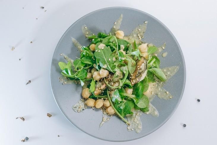 checkpea salad