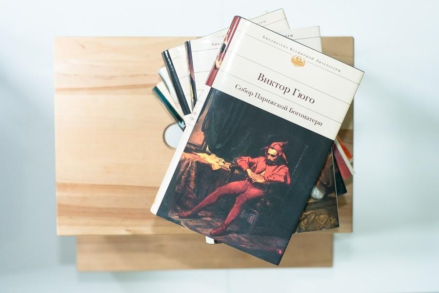 лучшие книги о париже