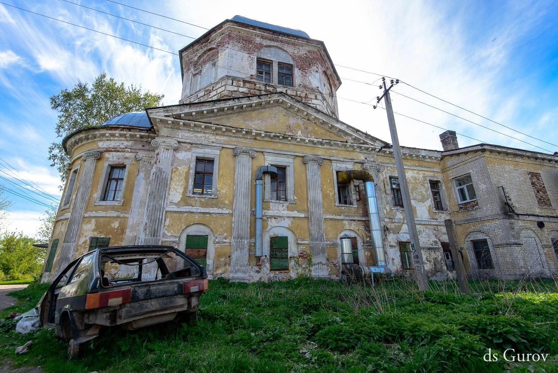 Воскресенский женский монастырь в Торжке