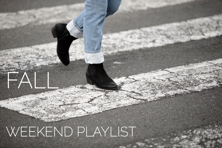 WEEKEND PLAYLIST: FALL