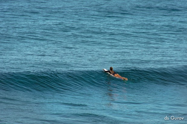 Серфинг на севере Тенерифе: El Socorro