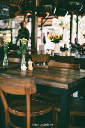 Наши любимые кафе на Бали