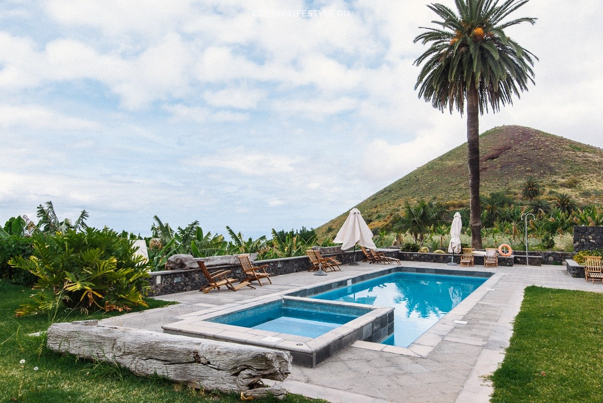 Эко финка El Patio на Тенерифе